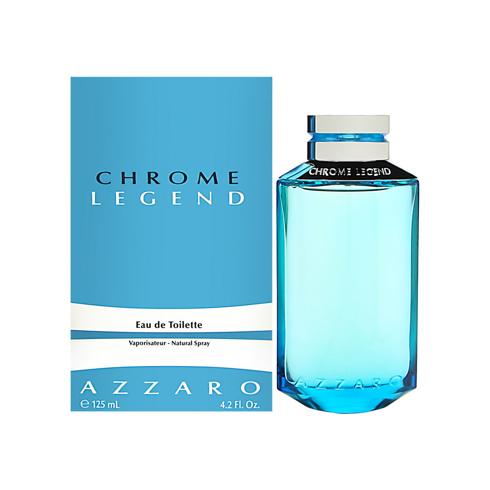 Chrome Legend by Loris Azzaro for Men 4.2oz EDT Spray Shower Gel