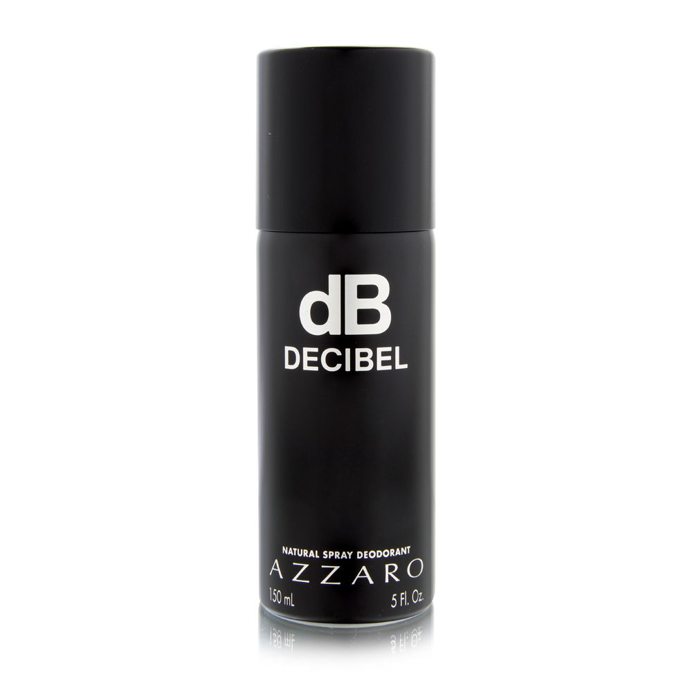 Azzaro Decibel by Loris Azzaro for Men 5.0oz Spray Deodorant Spray