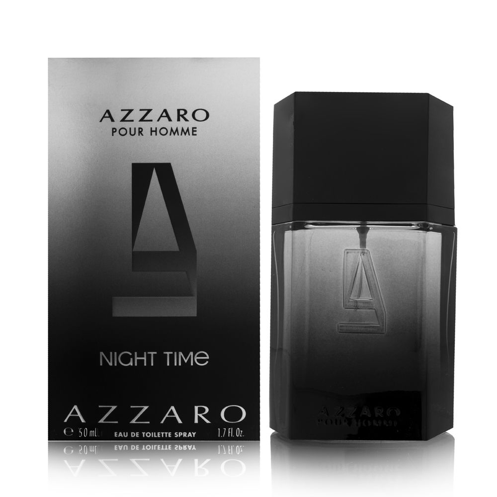 Azzaro Night Time by Loris Azzaro for Men 1.7oz EDT Spray