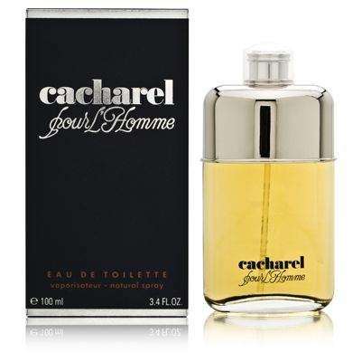 Cacharel Pour Homme 3.4oz EDT Spray Shower Gel