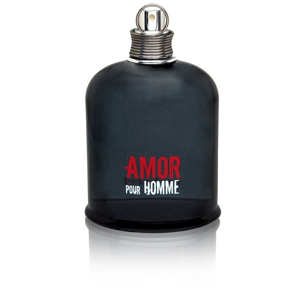 Amor Pour Homme by Cacharel 4.2oz Cologne EDT Spray (Tester) Shower Gel