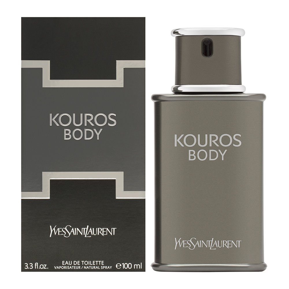 Perfumes Body Kouros: Body Kouros By Yves Saint Laurent (2000)