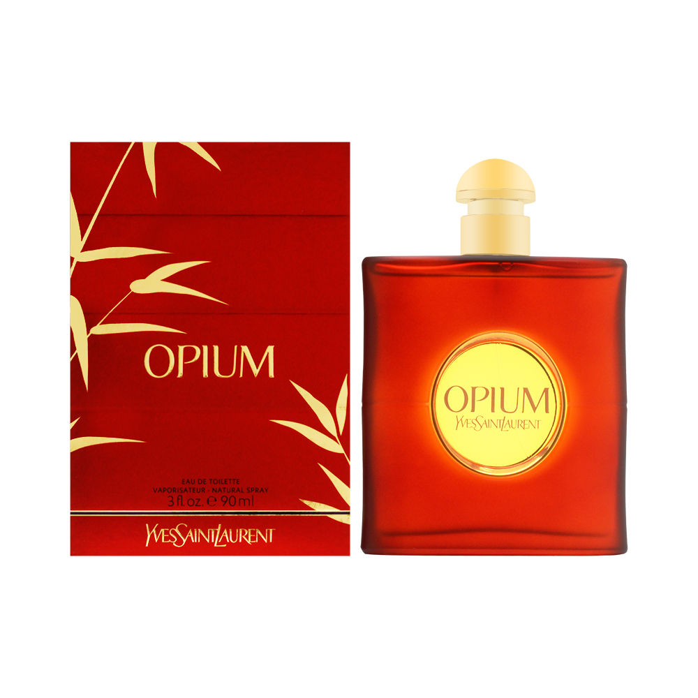 LVMH Opium by Yves Saint Laurent for Women 3.0oz EDT Spray