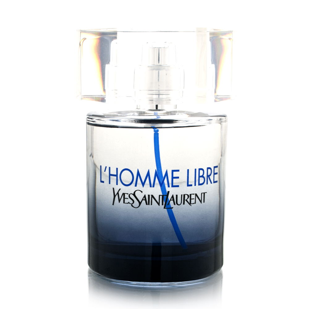 L'Homme Libre by Yves Saint Laurent (2011) — Basenotes.net