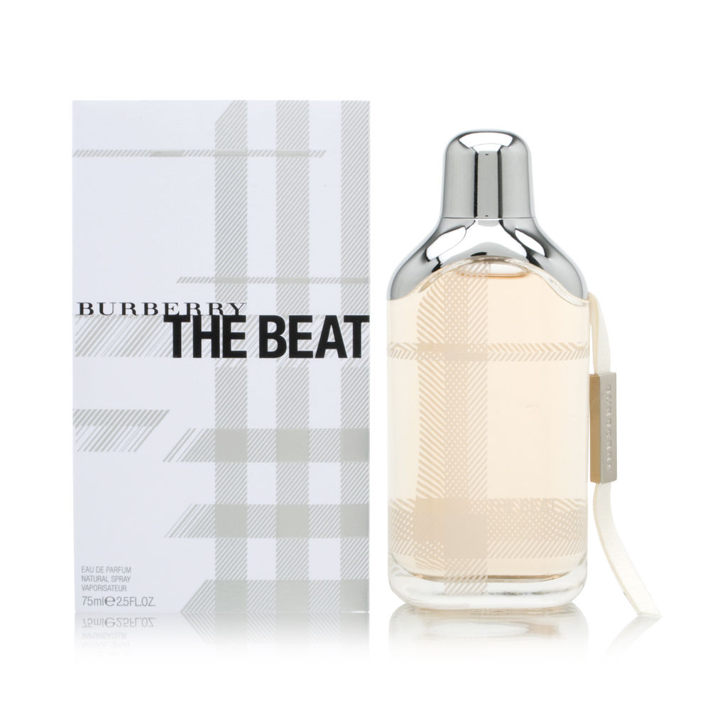 Burberry The Beat by Burberry for Women 2.5oz EDP Spray Shower Gel
