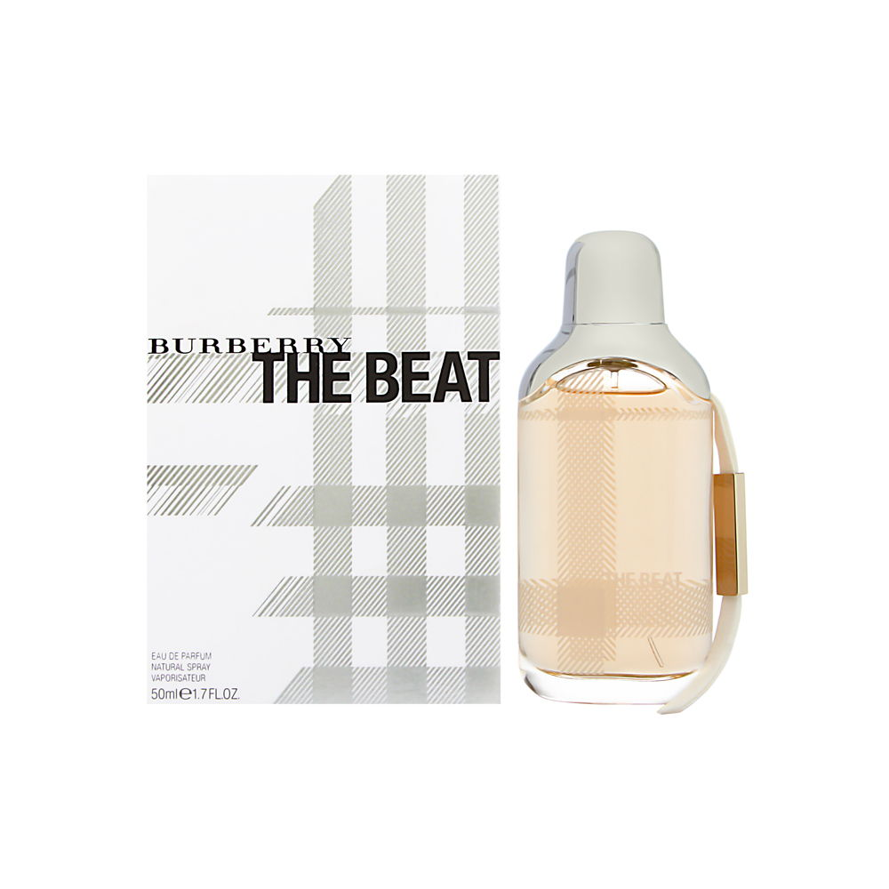 Burberry The Beat by Burberry for Women 1.7oz EDP Spray Shower Gel