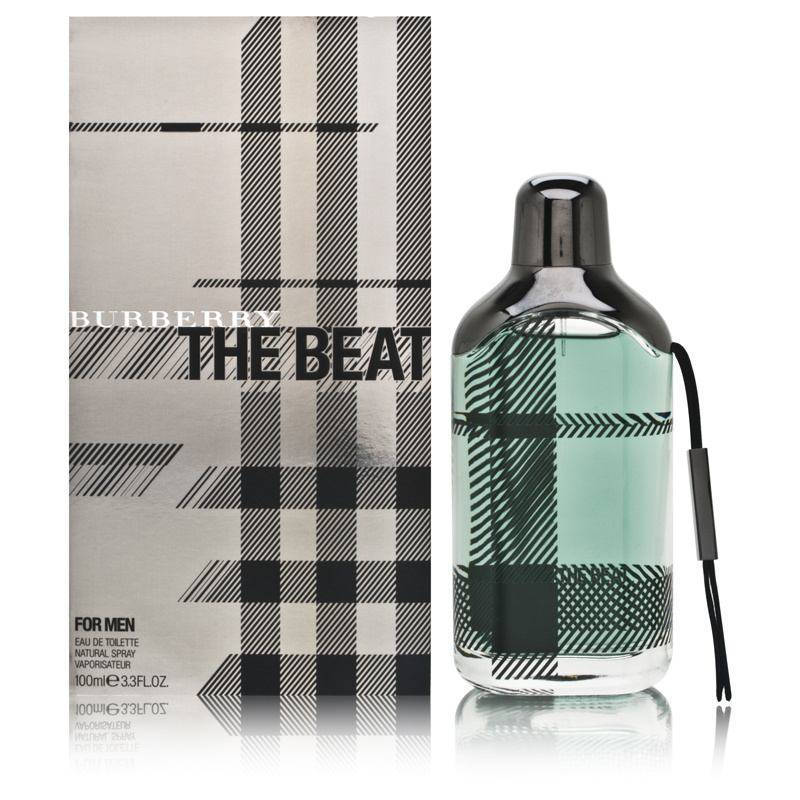 Burberry The Beat by Burberry for Men 3.3oz EDT Spray Shower Gel