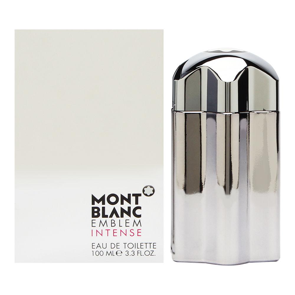Emblem Intense By Montblanc 2014 Parfum Original Mont Blanc Legend For Men 100ml