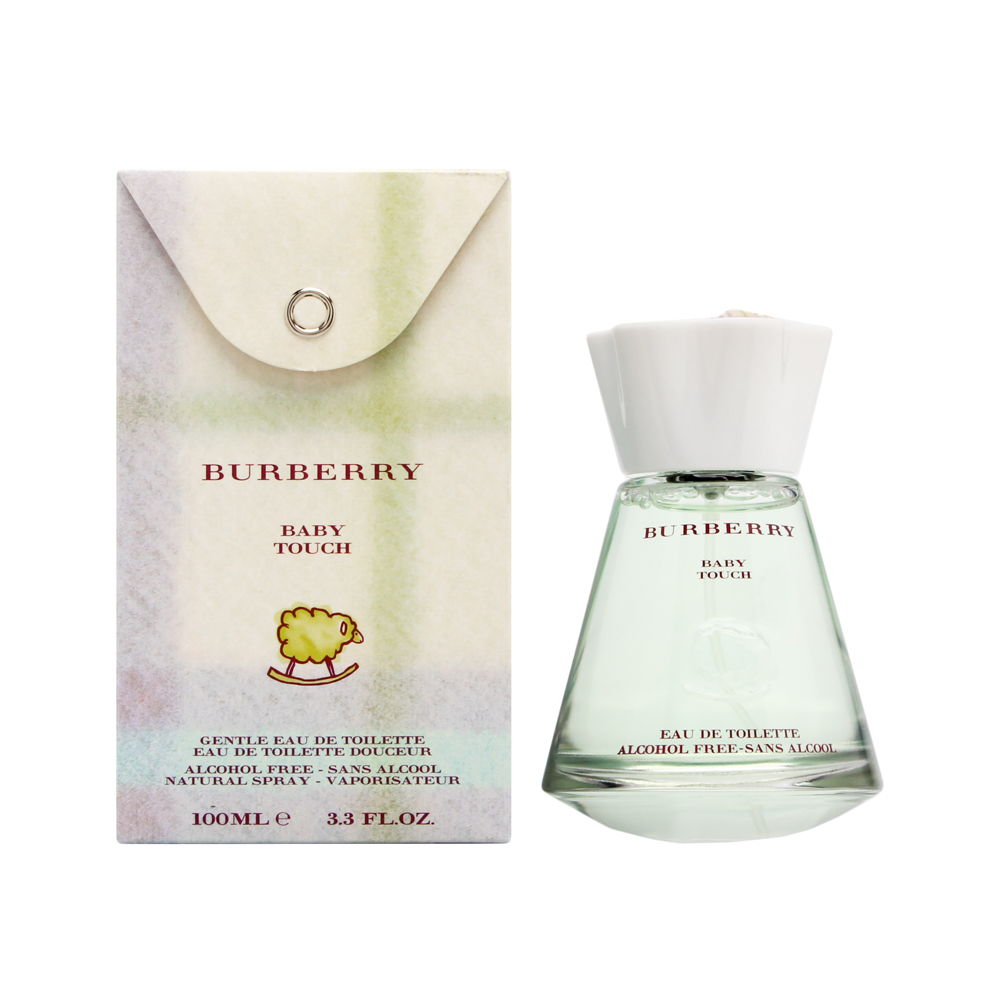 Burberry Baby Touch by Burberry 3.3oz EDT Spray Shower Gel