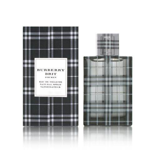 Burberry Brit by Burberry for Men 1.0oz EDT Spray Shower Gel