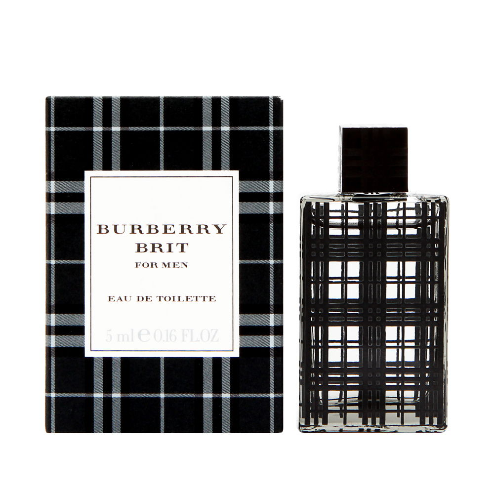 Burberry Brit by Burberry for Men 0.16oz Cologne EDT