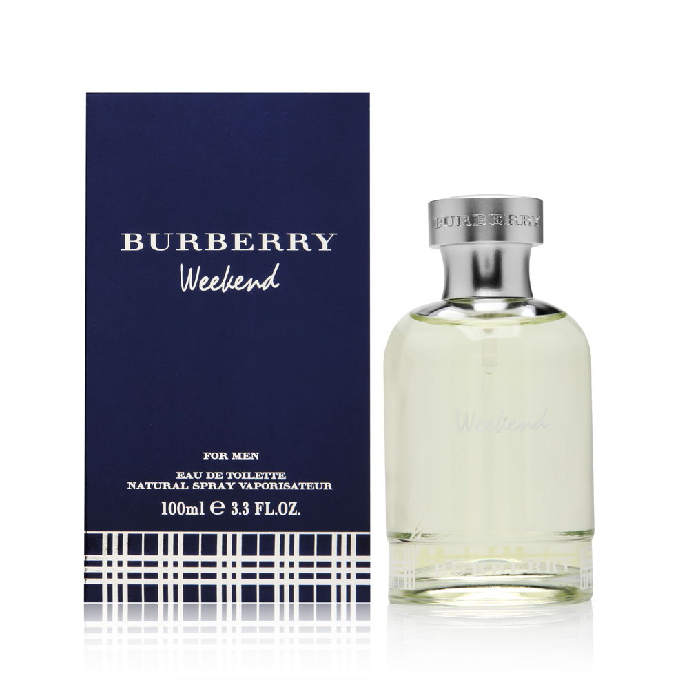 Burberry Weekend by Burberry for Men 3.3oz EDT Spray Shower Gel