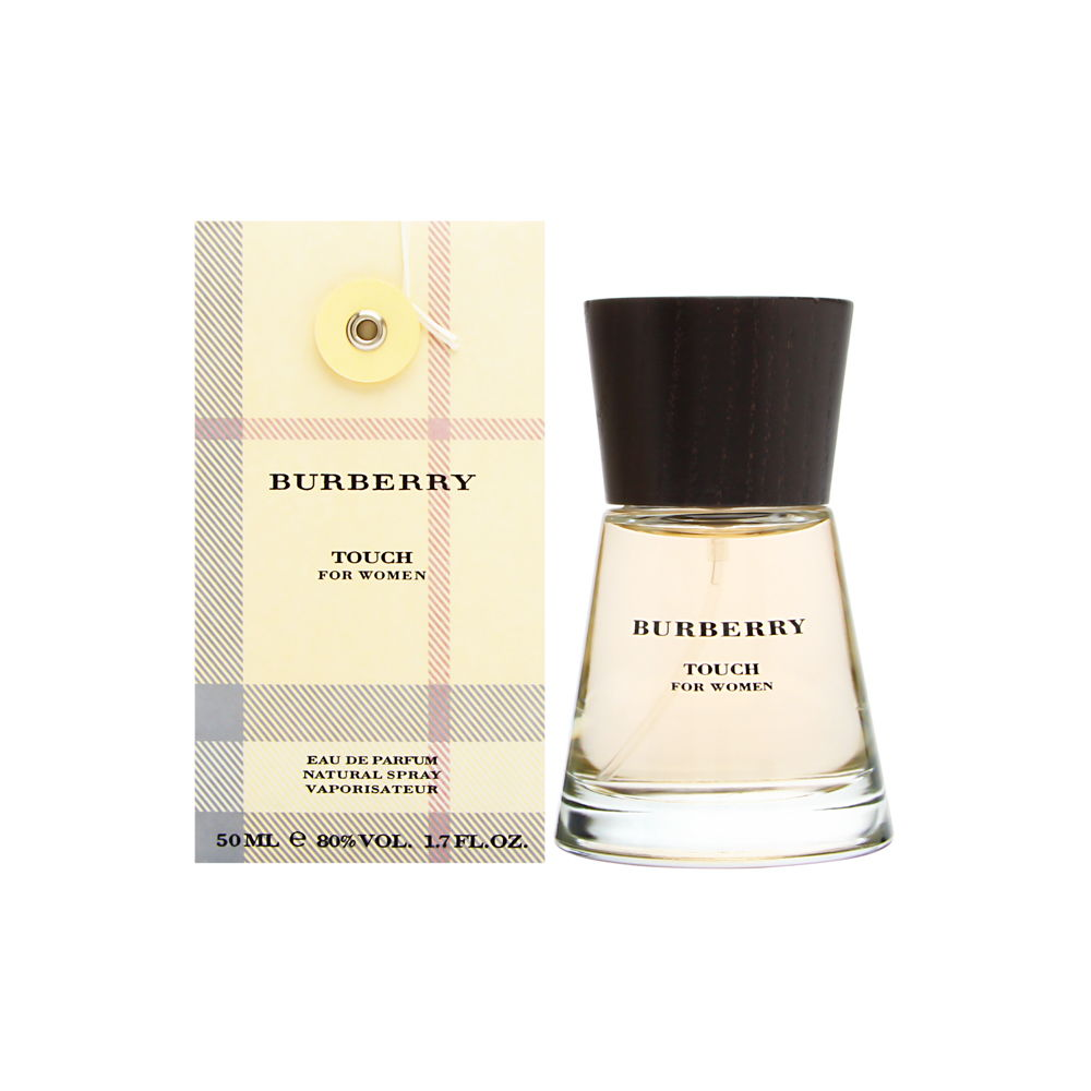 Burberry Touch by Burberry for Women 1.7oz EDP Spray Shower Gel
