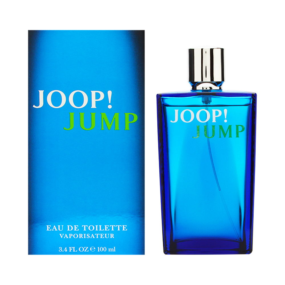 Joop! Jump by Joop! for Men 3.4oz EDT Spray Shower Gel