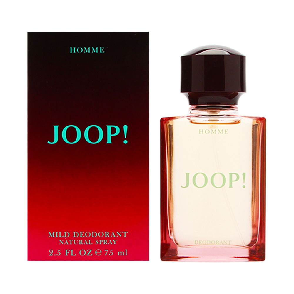 Joop! Homme by Joop! 2.5oz Spray Deodorant Spray