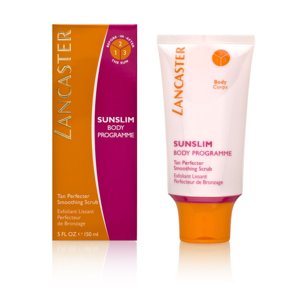 Lancaster Sunslim Tan Perfecter Smoothing Scrub