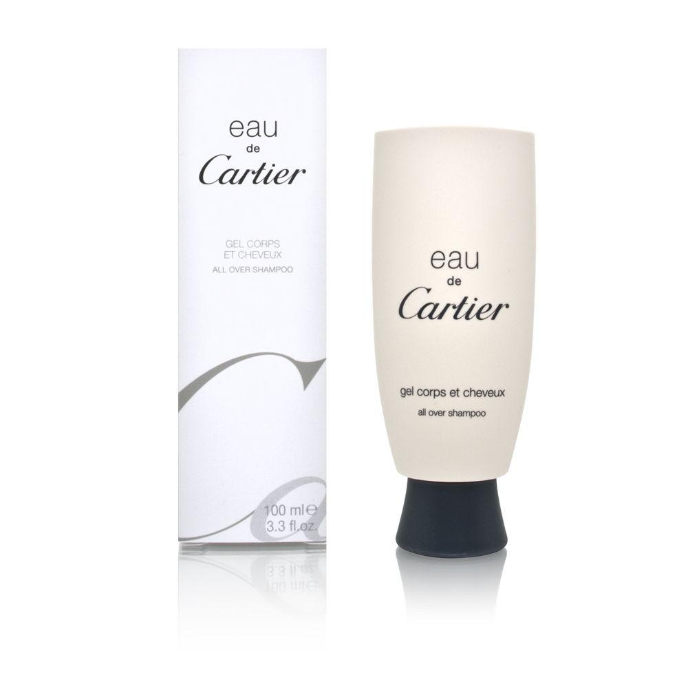 Eau de Cartier by Cartier 3.3oz Shower Gel