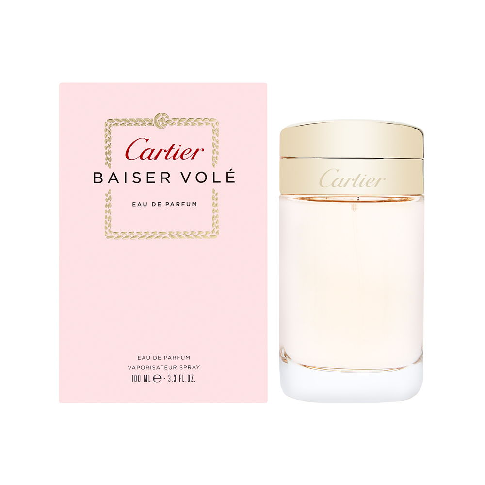 Cartier Baiser Vole by Cartier for Women 1.6oz EDP Spray