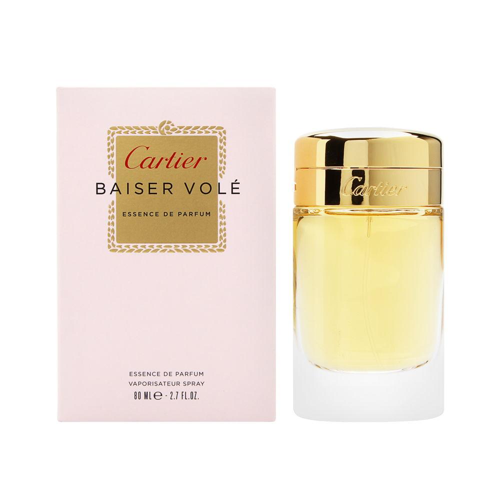 Cartier Baiser Vole Essence de Parfum by Cartier for Women 2.7oz Spray