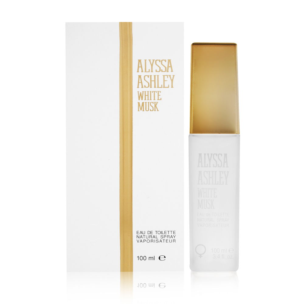 Alyssa Ashley White Musk for Women 3.4oz EDT Spray