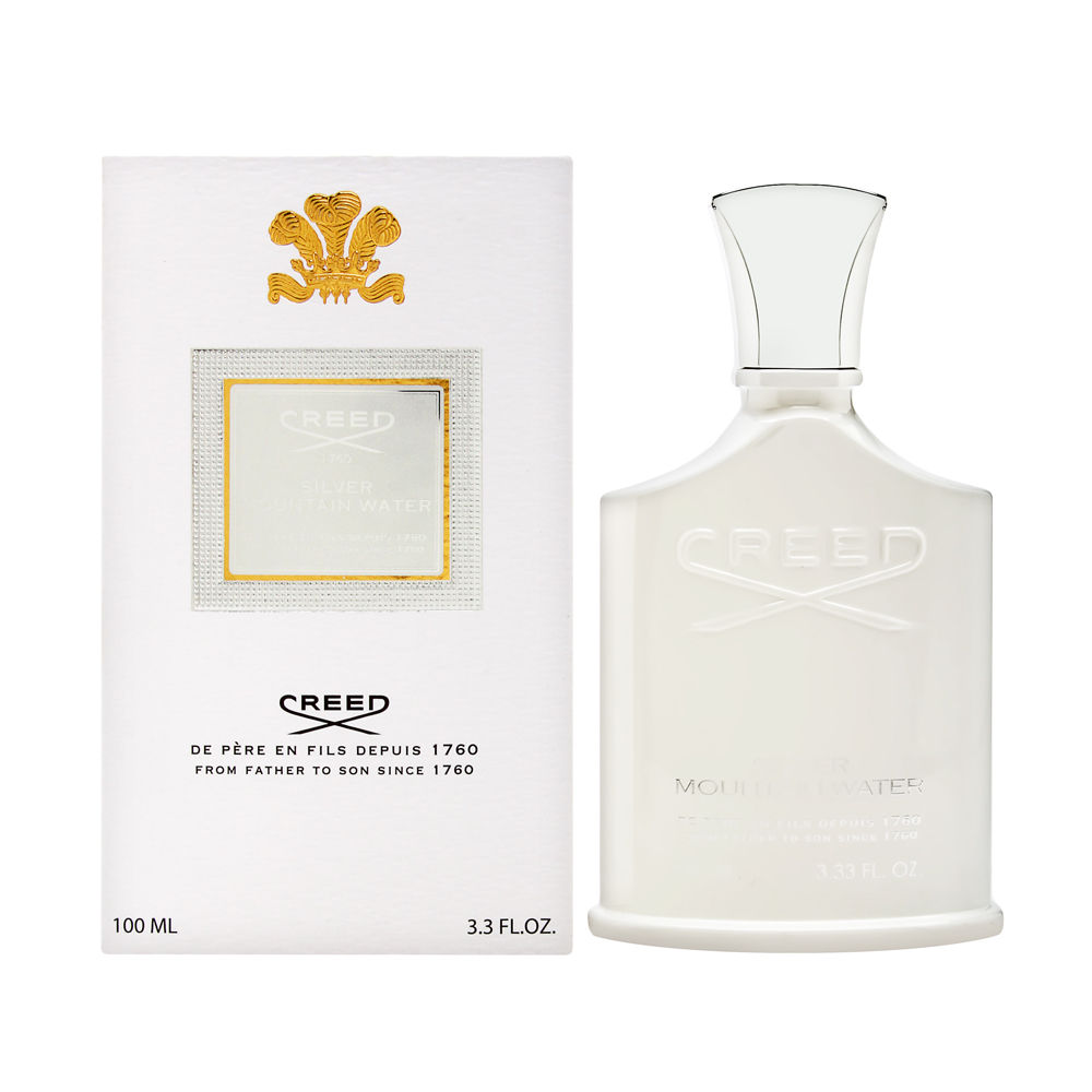 Creed Silver Mountain Water 3.3oz EDP Spray Shower Gel