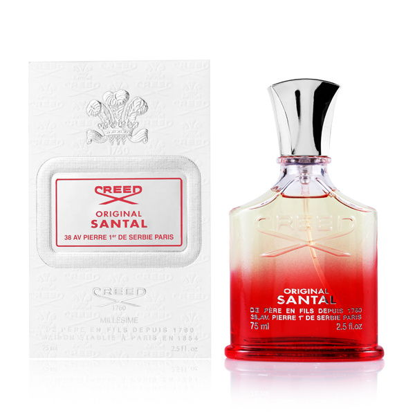 Creed Original Santal for Men 2.5oz EDP Spray Shower Gel