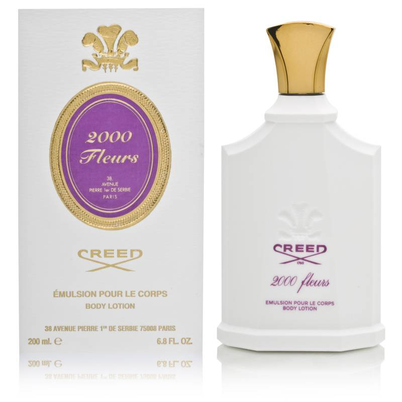 Creed 2000 Fleurs for Women 6.8oz Body Lotion
