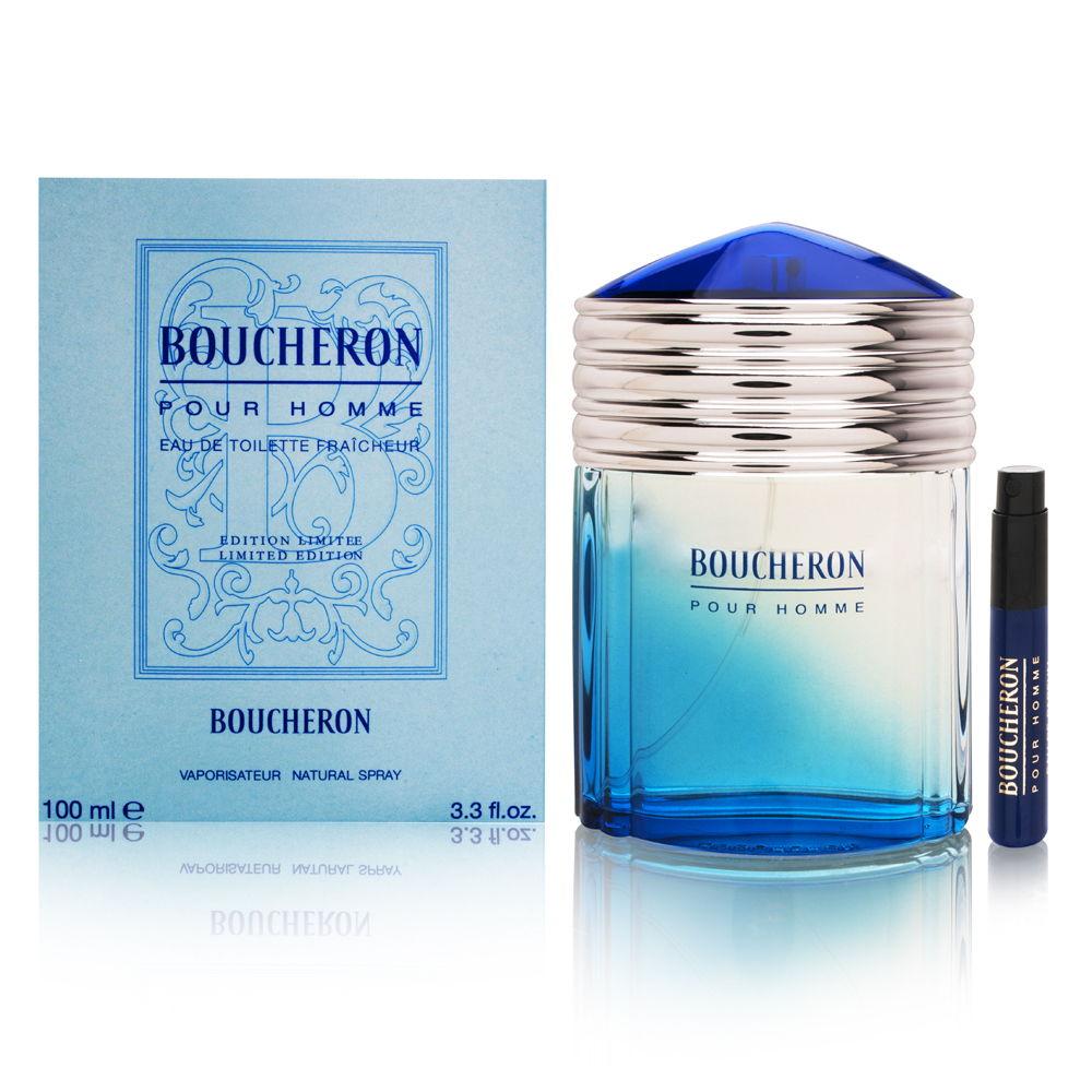 Boucheron Pour Homme by Boucheron 3.3oz EDT Spray