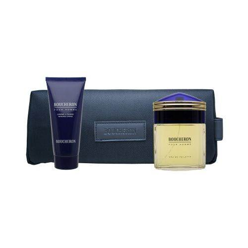 Boucheron Pour Homme by Boucheron 3.3oz EDT Spray Gift Set