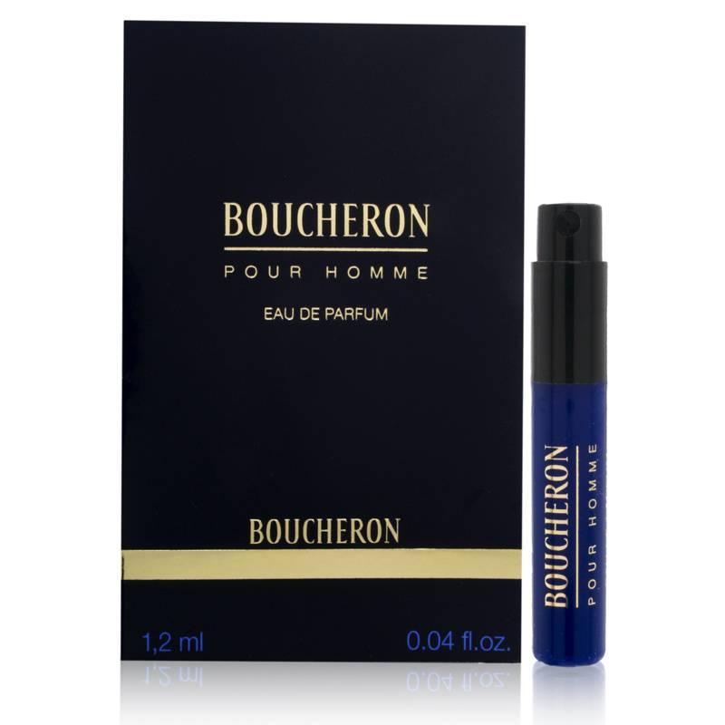 Boucheron Pour Homme by Boucheron 0.04oz Cologne EDP Spray