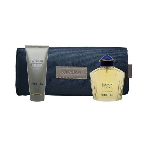 Jaipur Homme by Boucheron 3.3oz EDT Spray Gift Set