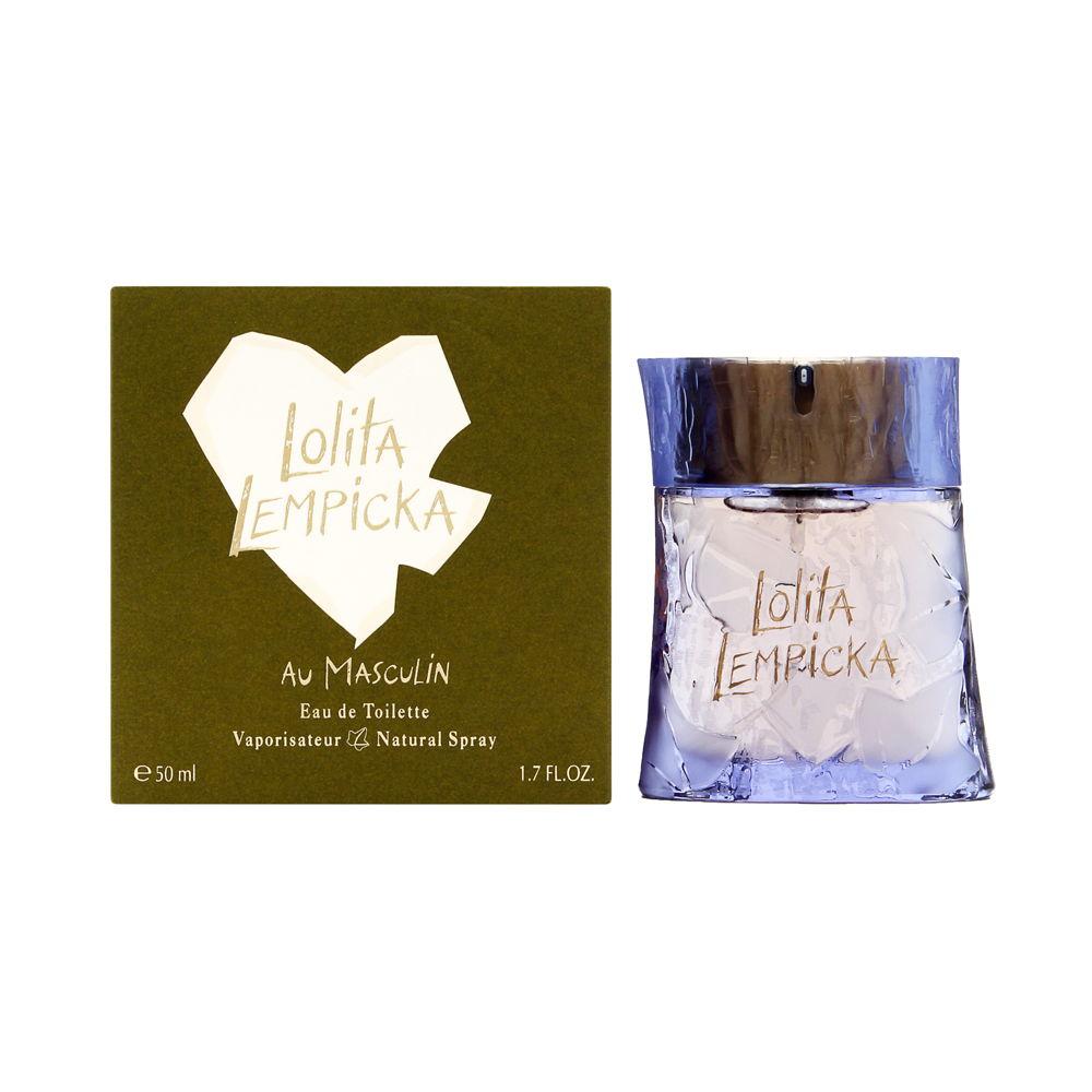 Lolita Lempicka Au Masculin by Lolita Lempicka for Men 1.7oz EDT Spray Shower Gel