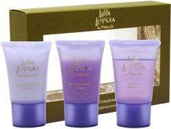 Lolita Lempicka Au Masculin by Lolita Lempicka for Men 0.7oz Shower Gel Gift Set