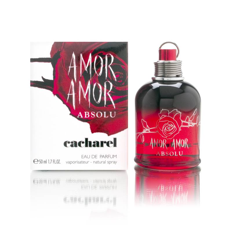 Amor Amor Absolue by Cacharel for Women 1.7oz EDT Spray