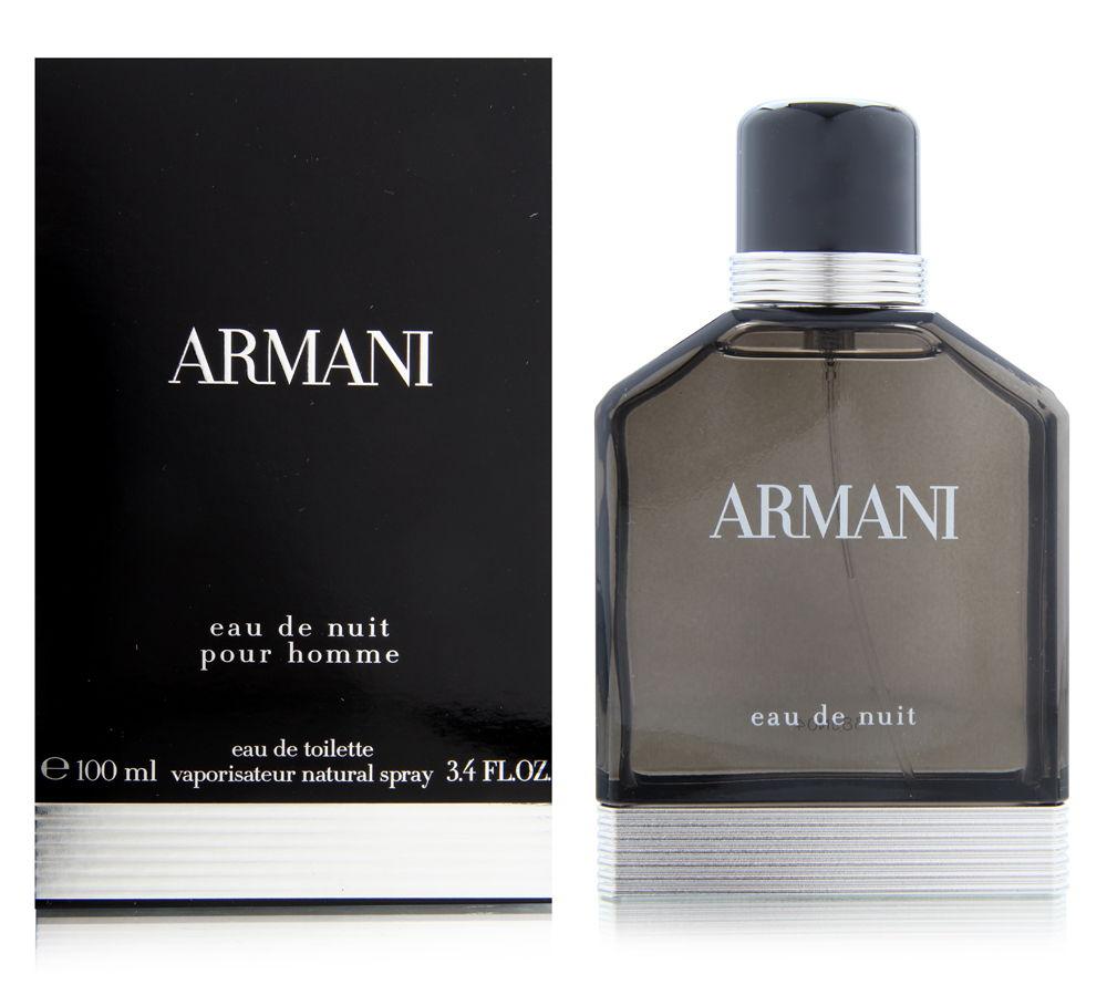 armani eau de nuit by giorgio armani 2013. Black Bedroom Furniture Sets. Home Design Ideas