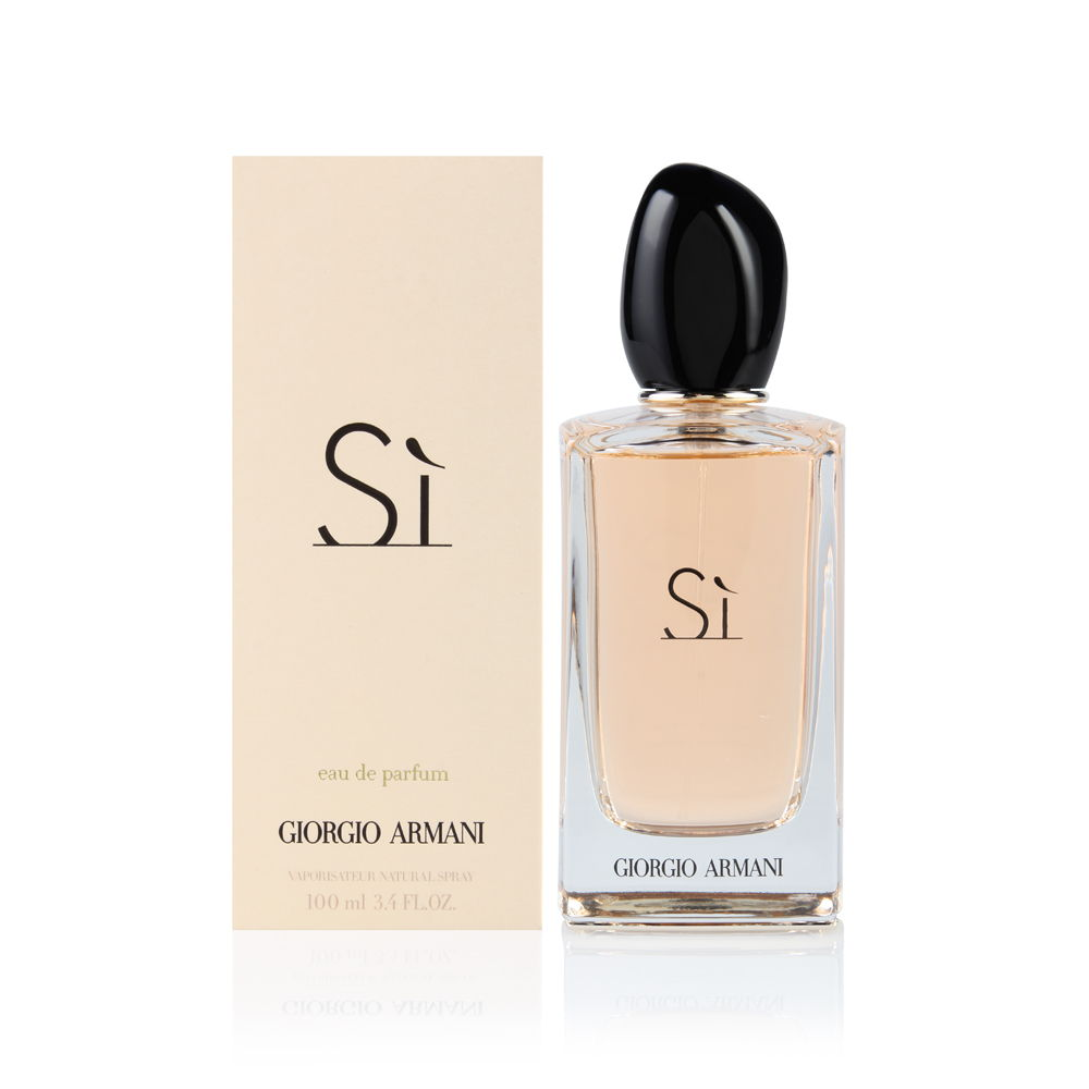 Giorgio Armani Si for Women 3.4oz EDP Spray
