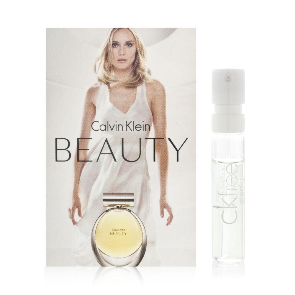 Calvin Klein Beauty for Women 0.04oz EDP Spray