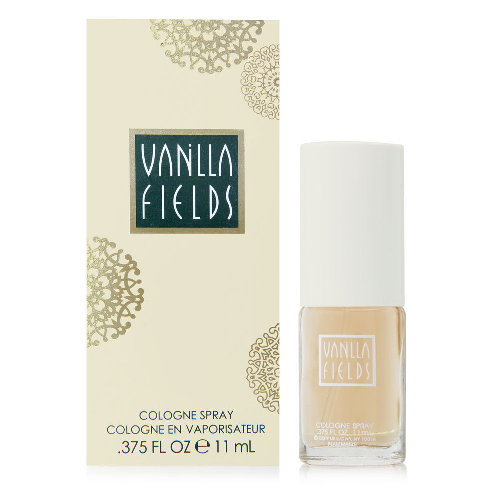 Vanilla Fields by Coty for Women 0.375oz Cologne Spray