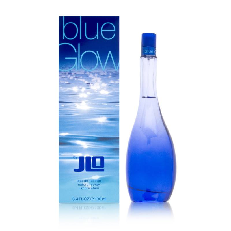Jennifer Lopez Blue Glow 3.4 oz EDT Spray