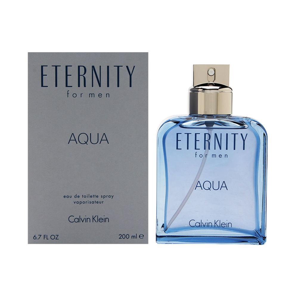 Eternity Aqua by Calvin Klein for Men 6.7oz EDT Spray