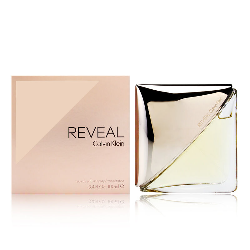 Coty Reveal by Calvin Klein for Women 3.4oz EDP Spray