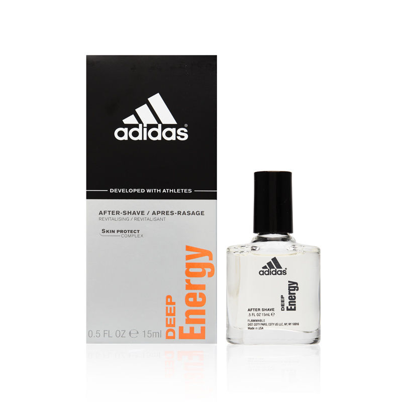 Adidas Deep Energy by Coty for Men 0.5oz Aftershave