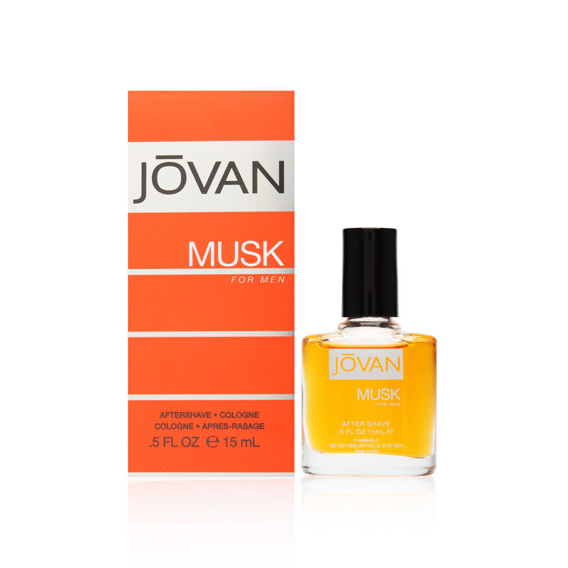 Jovan Musk by Coty for Men 0.5oz Cologne Aftershave