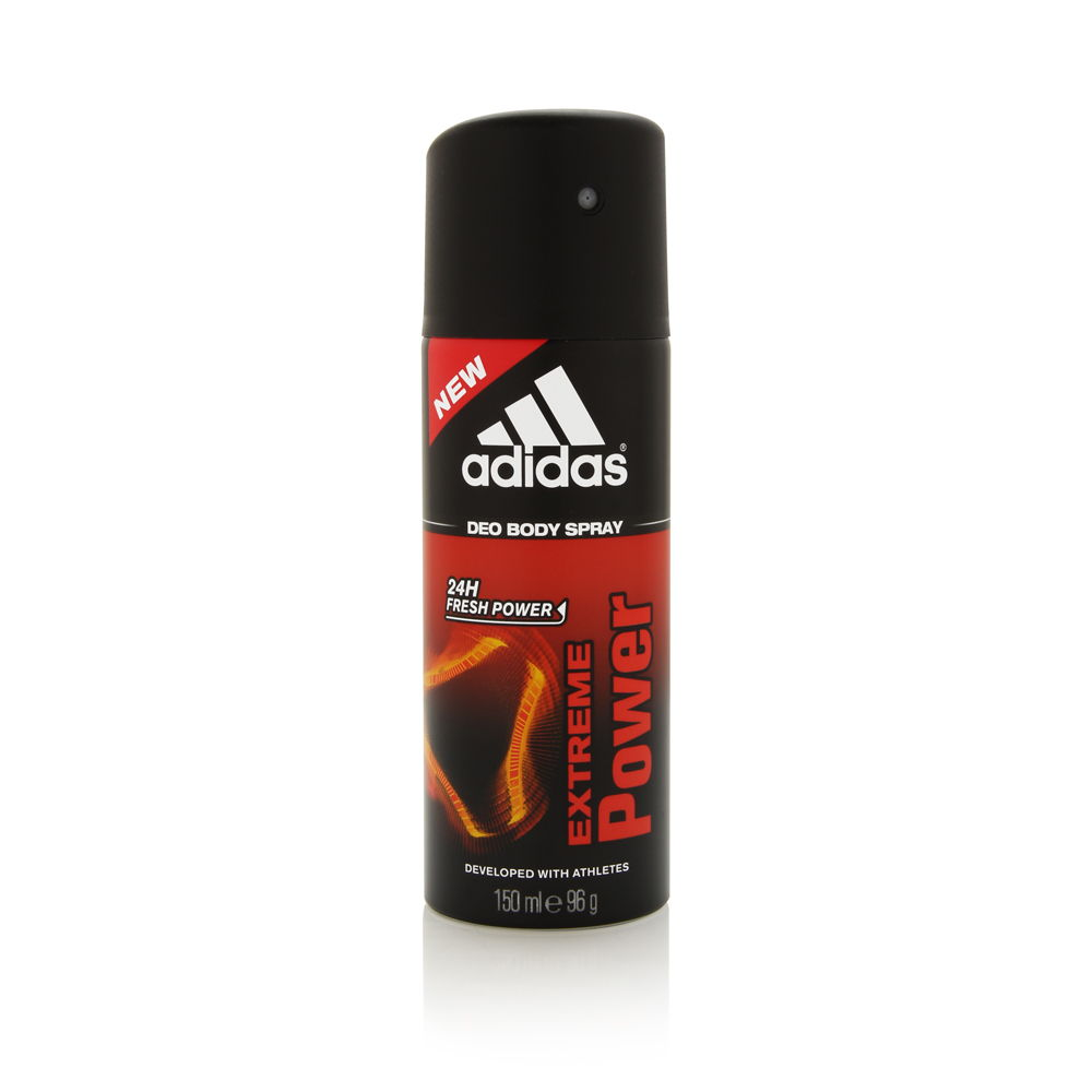 Adidas Extreme Power by Coty for Men 150ml Spray Deodorant