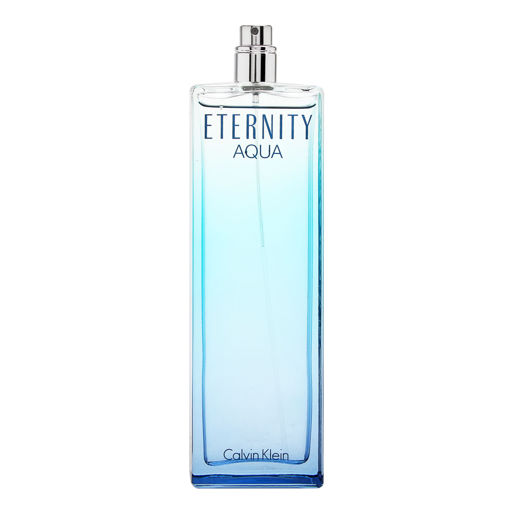 Coty Eternity Aqua by Calvin Klein for Women 3.4oz EDP Spray (Tester)