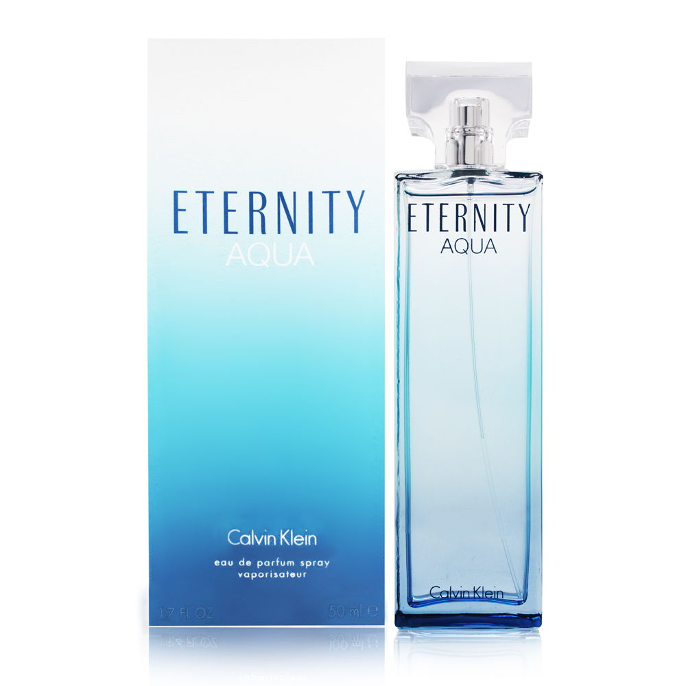 Eternity Aqua by Calvin Klein for Women 1.7oz EDP Spray