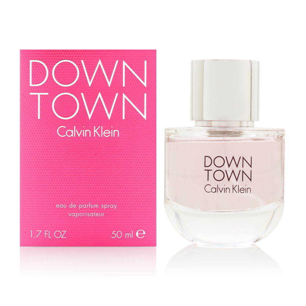 Downtown by Calvin Klein for Women 1.7oz EDP Spray