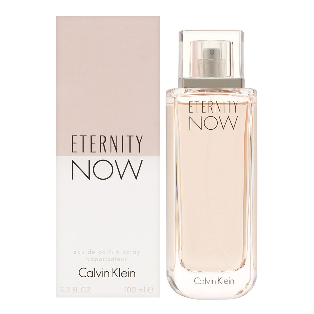Coty Eternity Now by Calvin Klein for Women 3.4oz EDP Spray