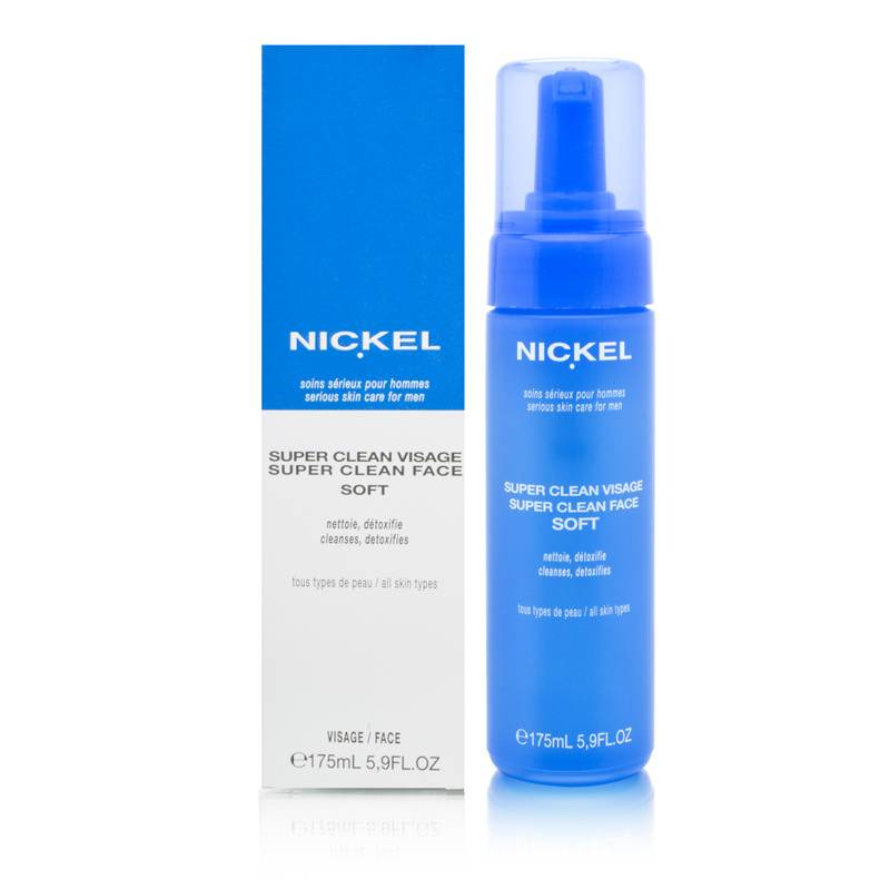 Nickel Super Clean Face Soft Cleansing Foam 175ml/5.9 oz at Sears.com