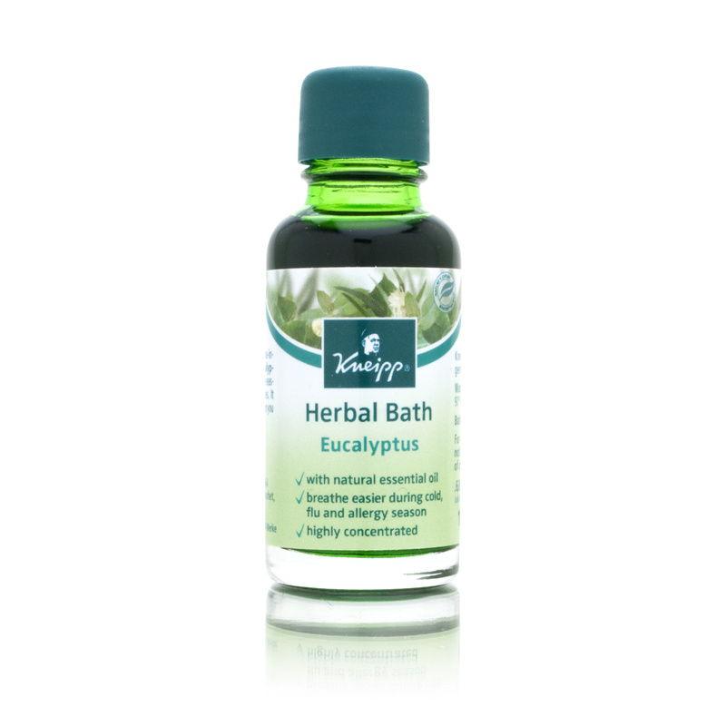 Kneipp Eucalyptus Stress Relief Herbal Bath